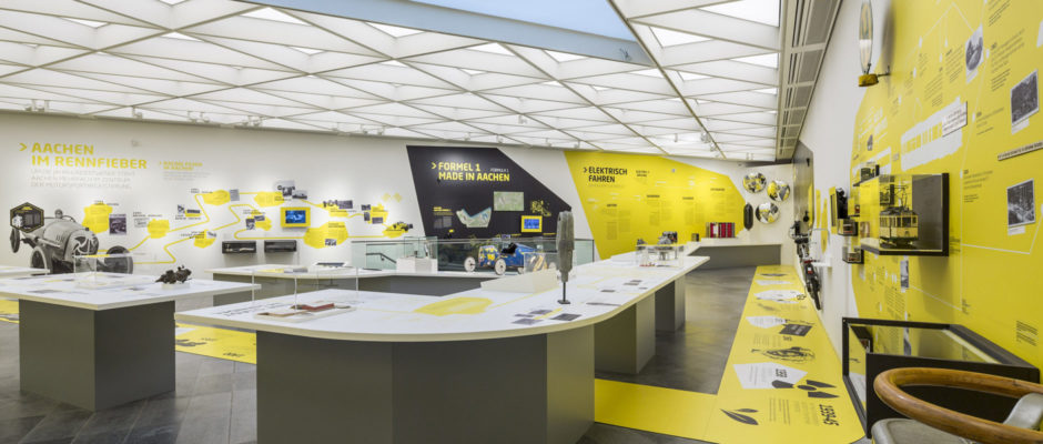 wesentlich, visuelle kommunikation, aachen, auto, museum, stadtmusem, centre Charlemagne