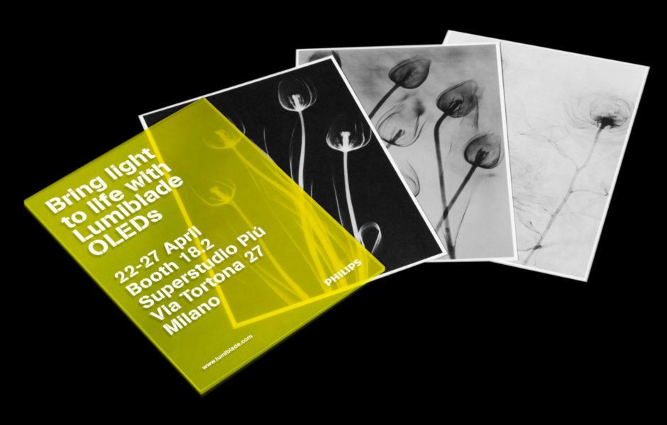 wesentlich, visuelle kommunikation, aachen, philips, Oled works, lumiblade, red dot design award, Saskia Petermann