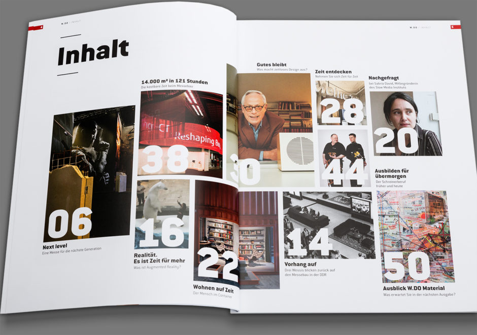 wesentlich, aachen, magazingestaltung, editorial design, corporate design, saskia petermann
