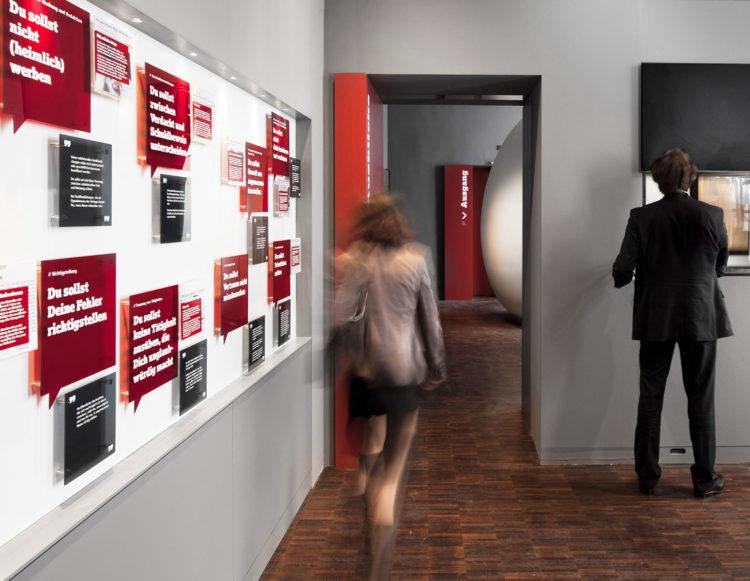 zeitungsmuseum, austellungsgestaltung, corporate design, wesentlich, visuelle kommunikation, aachen, saskia petermann