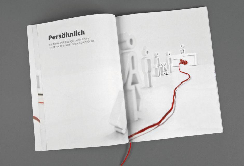 wesentlich. ASEAG Geschäftsbericht l Design l Illustration
